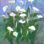 """""""Arum Lilies I 2014"""" by WendySysouphat"""