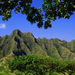 """Koolau Mountains"" by joeyartist"