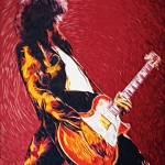 """Jimmy Page"" by taylansoyturk"