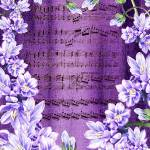 """Waltz Of The Flowers In Purple"" by IrinaSztukowski"