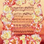 """Waltz Of The Flowers Dancing Roses"" by IrinaSztukowski"