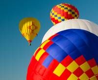 The Heart Of The Albuquerque Balloon Festival