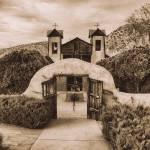 """""""Vintage El Santuario de Chimayo"""" by NewTake"""