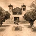 """""""Vintage El Santuario de Chimayo #2"""" by NewTake"""