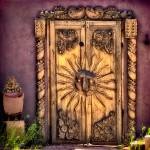 """Doors Of New Mexico #3"" by NewTake"