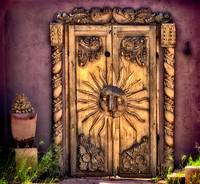 Doors Of New Mexico #3
