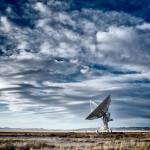 """Very Large Array #2"" by NewTake"