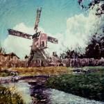 """""""Windmill"""" by Artsyroom"""