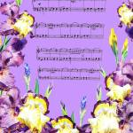 """Waltz Of The Flowers Dancing Iris"" by IrinaSztukowski"