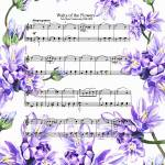 """Waltz Of The Flowers Purple Dance"" by IrinaSztukowski"