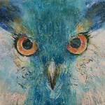 """Turquoise Owl"" by creese"