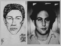 Son of Sam David Berkowitz Mug Shot And Police Ske