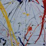 """Splatters of Paint"" by rhamm"