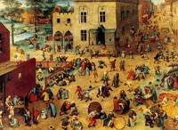 1560, Pieter Bruegel the Elder, Sets of Children