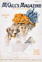 August 1909 issue of McCall's magazine 2