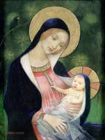 Marianne Stokes (Austrian, 1855-1927), Madonna of