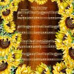 """Waltz Of The Flowers Sunflower Dance"" by IrinaSztukowski"