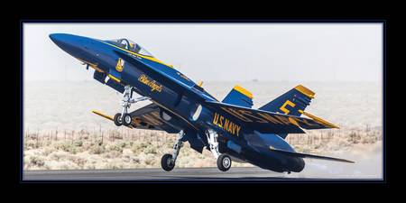 Blue Angel 5 Takeoff