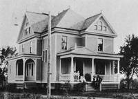E.M. Walsh home in east Crookston