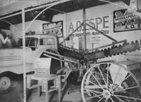 A.O. Espe, Inventor of farm machines