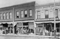 Fontaine and Anglim store on Main Street