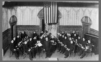 Citizens band in 1907 inside Opera House