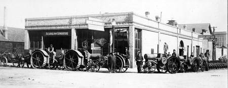 N.P. Stone Implement Dealership