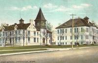 Old Central high school