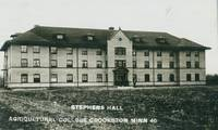 Stephens Hall at Northwest School of Agriculture