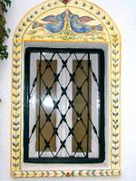 skiathos window grille
