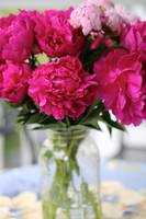 Country Peony Bouquet