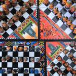 """Colorful Chess Sets"" by rhamm"