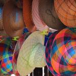 """Handmade Colorful Hats"" by rhamm"