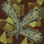"""""""Urban Chrome Paisley"""" by ashjoielee"""