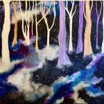 """""""Floating Forest"""" by CaitlinGPadilla"""