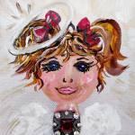 """""""Angel Abigail"""" by EloiseArt"""