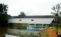 Elizabethton, TN, Covered Bridge, 2008