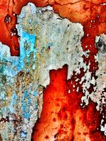 WALL DECAY ABSTRACT #19, Edit B