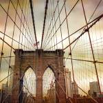 """""""Brooklyn Bridge Approach"""" by JessicaJenney"""
