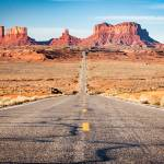 """""""Road to Monument Valley"""" by cyorkphoto"""
