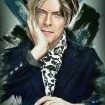 """David Bowie"" by MelanieD"