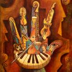 """""""Musically Inclined"""" by marydelave"""