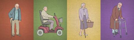 Modes of Transport for the Elderly