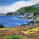 """BIG SUR"" by DavidLloydGlover"