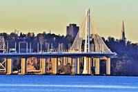 BAy  Bridge E. Span  X