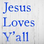 """Jesus Loves Y"