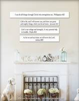 Scripture Sticks  Interior Decorator Room Inspirat