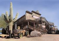 Old Goldfield Ghost Town