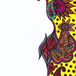 """Half Paisley"" by nuclearclothing"