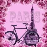 """Sweet Romantic Ride To Paris"" by IrinaSztukowski"
